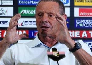 Il patron Zamparini: