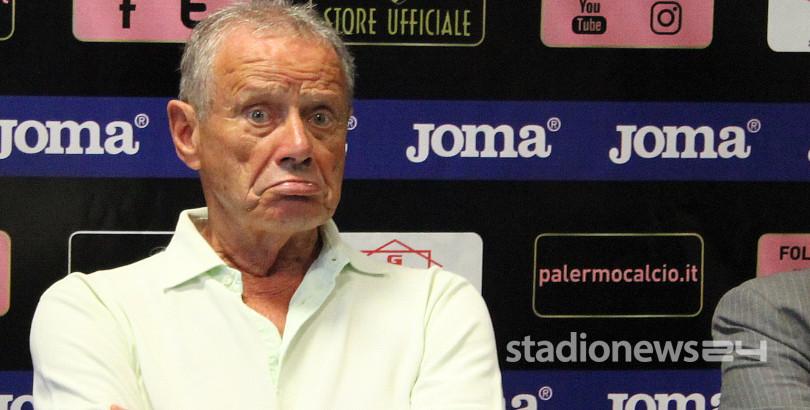 Il patron del Palermo Calcio Zamparini squalificato per due mesi