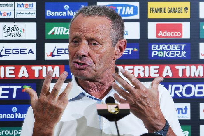 Zamparini avanza sospetti su Parma - Palermo: qualcuno indaghi