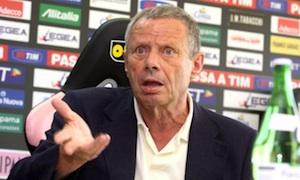 """Zamparini: """"Il Palermo si salverà ed io non richiamo Iachini"""""""
