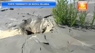Scossa di terremoto in Nuova Zelanda di magnitudo 6.1