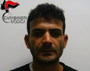 Ispica, arrestato per evasione dai domiciliari