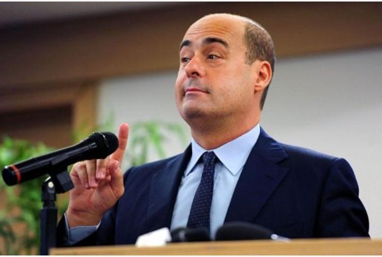 Regionali, Zingaretti ai gazebo lancia lo slogan