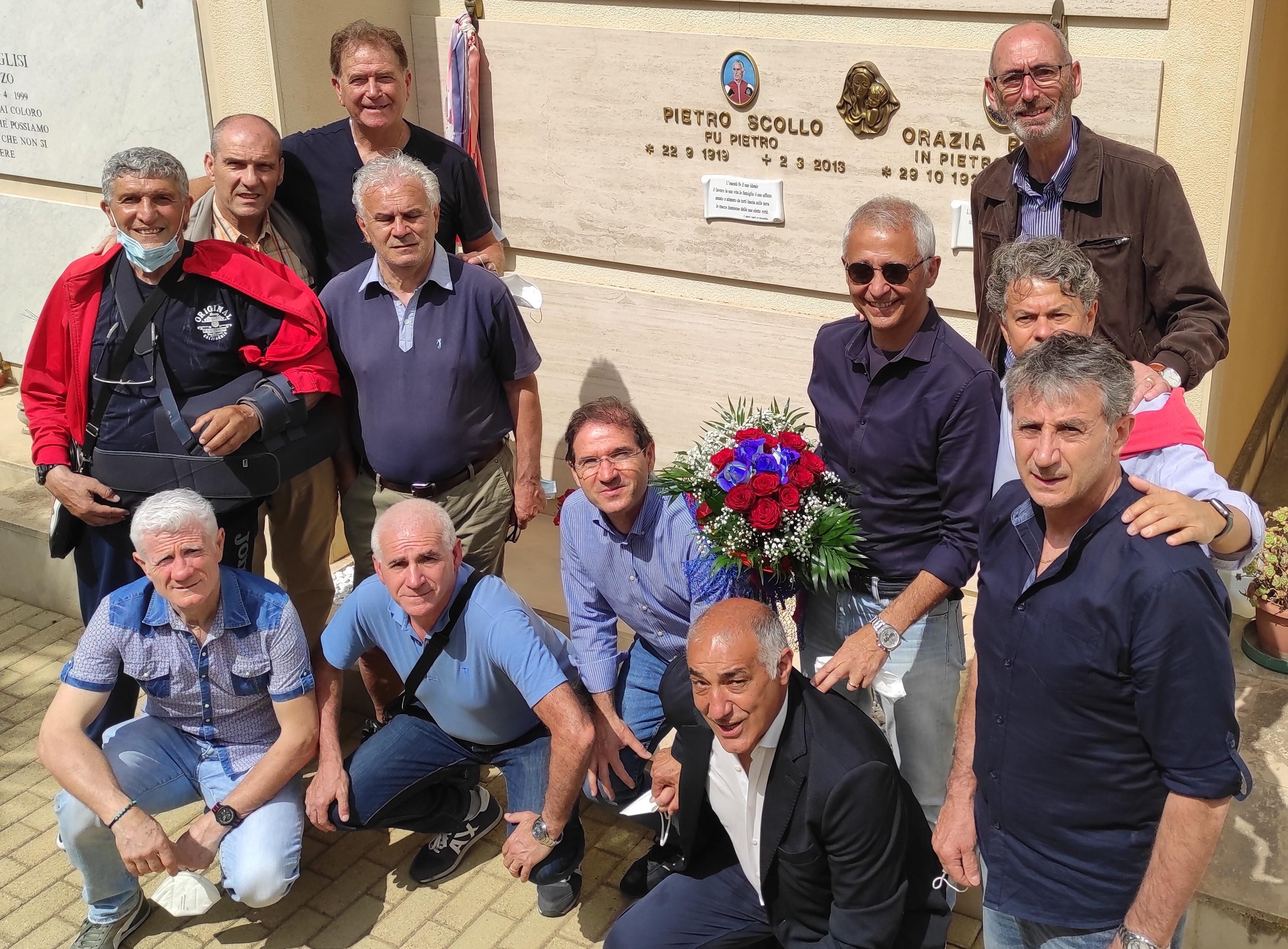 """Modica Calcio, quei """"Ragazzi dell'81"""": emozioni forti nel ricordo del campionato 1980-1981 a 40 anni dalla promozione in C2"""
