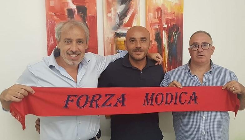 Calcio, Promozione: Rosario Cervillera è  il nuovo allenatore del Modica
