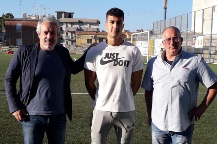 Calcio, nuovo arrivo nel Modica: raggiunto l'accordo con il portiere Nicolò Cilmi