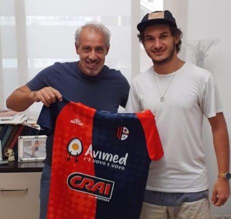 Calcio, Promozione: nel Modica arriva il centrocampista italo argentino Franco Stancanelli