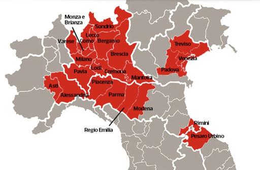 Si vantano di avere violato la zona rossa: due denunciate ad Agrigento