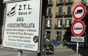 Ztl a Palermo, il Tar accoglie il ricorso: provvedimento illegittimo
