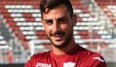 Il Trapani cede alla Juve Stabia l'attaccante Adriano Montalto