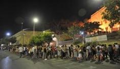Palermo, 15.000 visitatori ieri sera a Palazzo dei Normanni