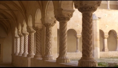 Modica, riaperto al pubblico il Chiostro di Santa Maria del Gesù