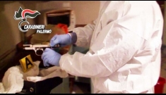 Scoperto a Palermo un laboratorio di crack: nigeriano arrestato