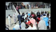 Arrivata nel porto di Pozzallo nave Dattilo con 321 migranti