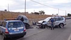 Si scontrano due auto sulla Comiso-Santa Croce: un morto