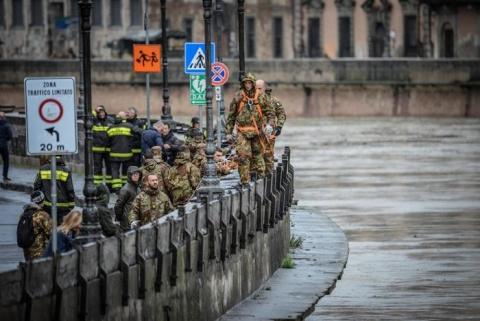 L'Arno minaccia Firenze, evacuate 500 persone a Cecina: riaperta l'Autobrennero - Nuovo Sud