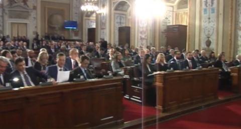Ufficio di presidenza all 39 ars nulla di fatto seduta for Ufficio di presidenza