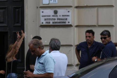 Benevento: rivolta in un carcere minorile, tre agenti feriti