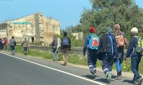 'Isola senza catena', campagna di mobilitazione della Cgil di Siracusa contro il caporalato