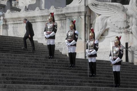 25 aprile: Mattarella, è sempre tempo di resistenza