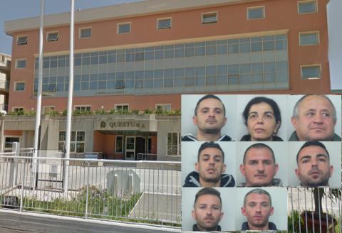 Mafia ed estorsioni a Siracusa, 9 arresti nell'operazione