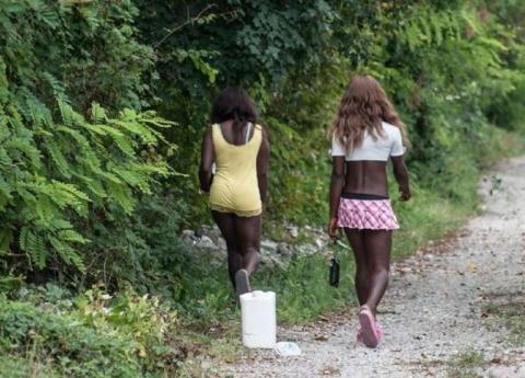 Catania, in manette 15 nigeriani accusati di tratta di esseri umani