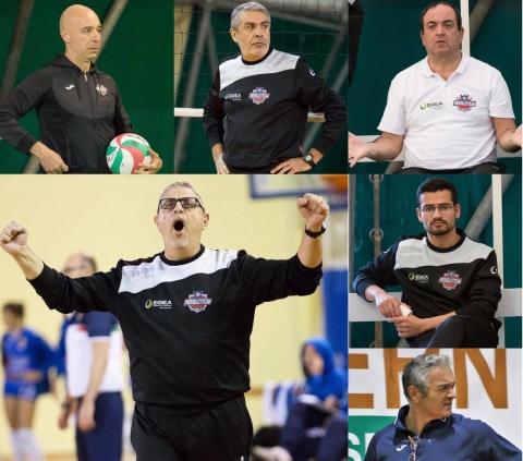 Pvt Modica, B1 femminile: il coach Scavino e il suo staff tecnico ancora insieme per la stagione 2020-2021