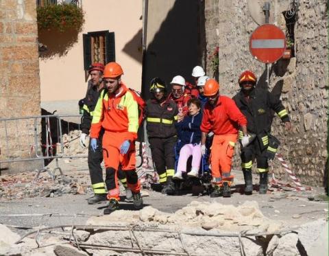 Nuovo terremoto magnitudo 4.8 nel Maceratese, ancora paura COMMENTA